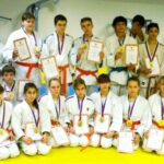 Сборная команда Краснодарского края. В нижнем ряду вторая справа Савенкова Алла.