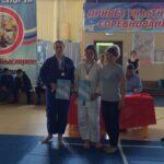 первая слева - Даниленко Кристина